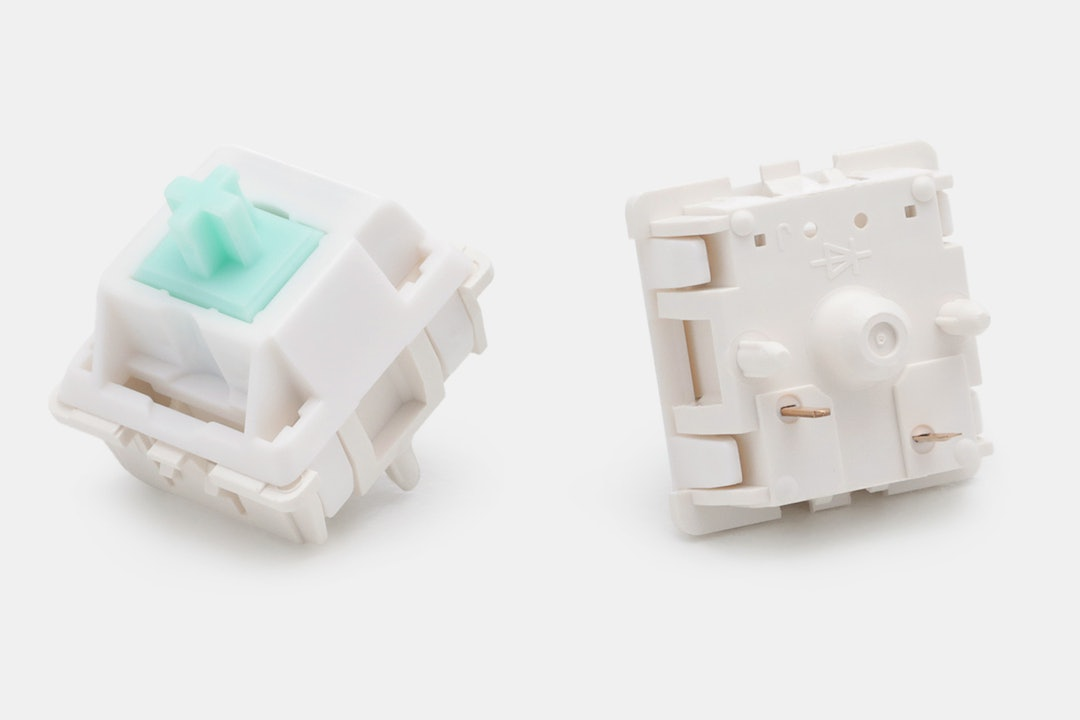 Everglide Bamboo Leaf Mechanical Switches