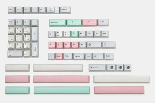 Everglide XDA 9009 Dye-Subbed Keycap Set