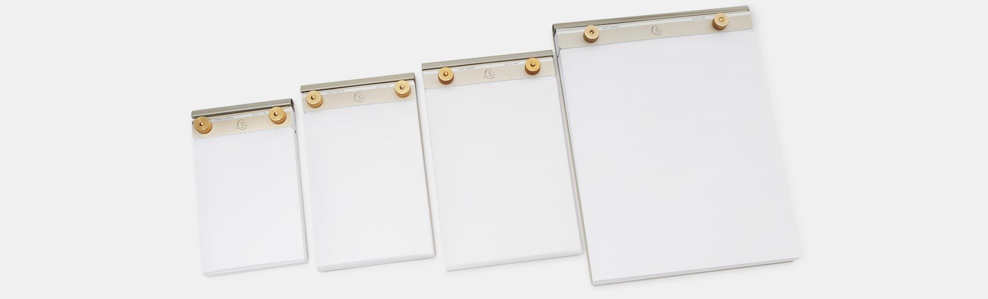 Exacompta FAF Desk Notepad