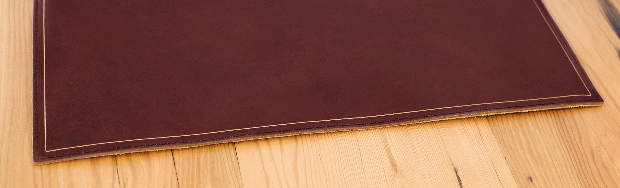 Originative Leather Desk Mat