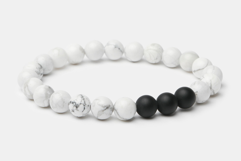 Onyx White Turquoise