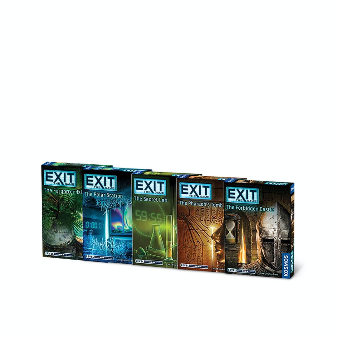 Exit: The Game Bundle (5-Pack)