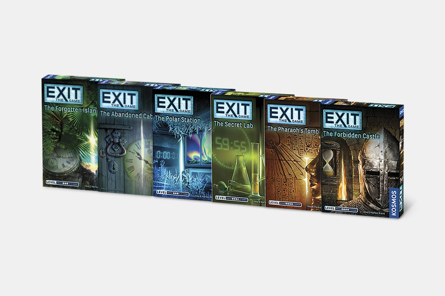 Exit: The Game Bundle (6-Pack)
