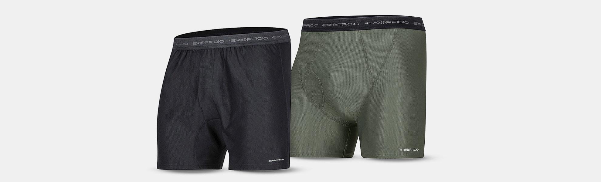 ExOfficio Men's Give-N-Go Underwear (2-Pack)
