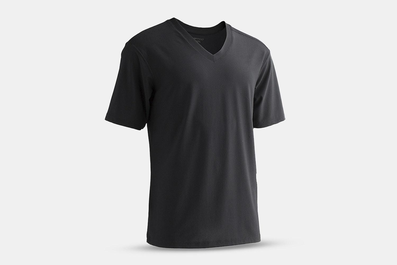Give–N–Go V–Neck – Black (+$8)