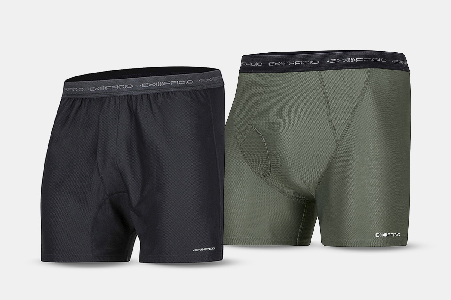 ExOfficio Men's Give-N-Go Underwear (2-Pack)