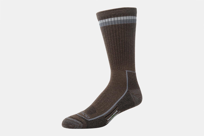 ExOfficio BugsAway Adventure Crew Socks