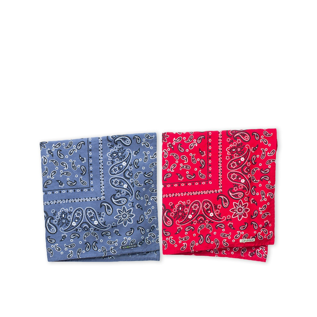 ExOfficio BugsAway Insect Shield Bandana (2-Pack)