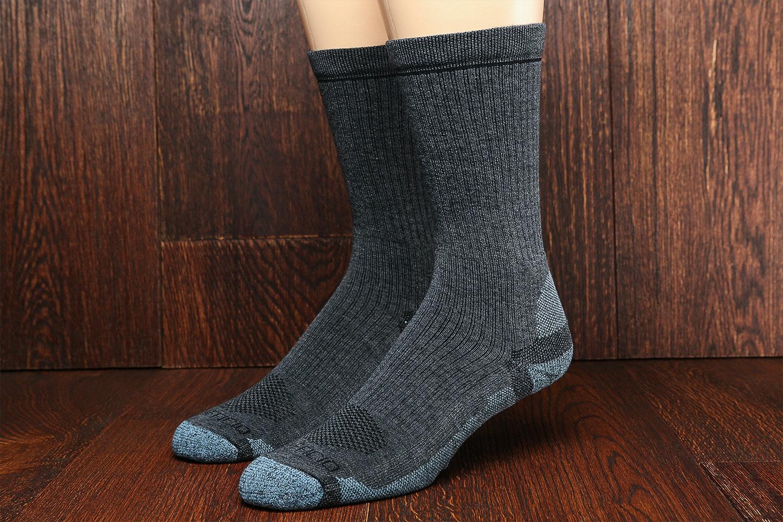 Exofficio BugsAway Hiker Crew Sock (2-pack)