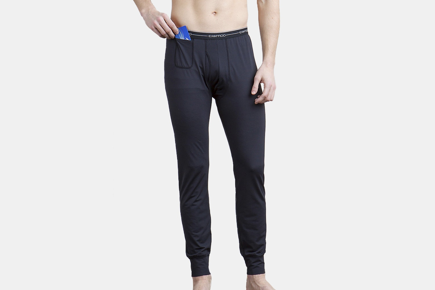 Men's bottoms – black