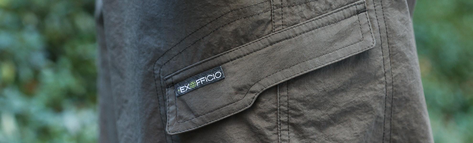 ExOfficio Nomad Shorts or Pants