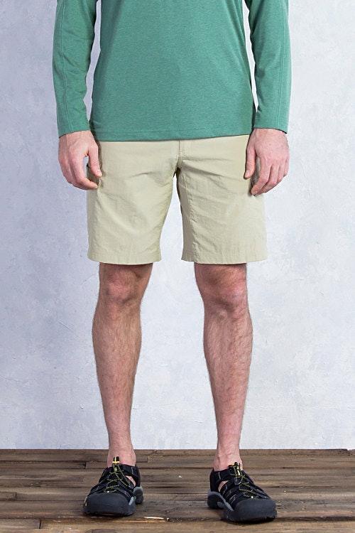 Nomad Shorts - Lt Khaki