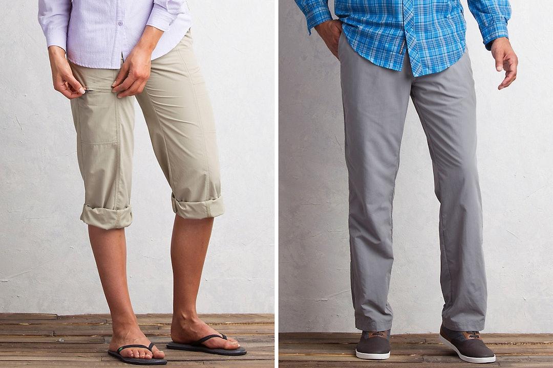 ExOfficio Sol Cool Nomad Pants