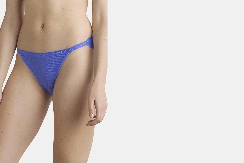 Bikini String - Baja Blue