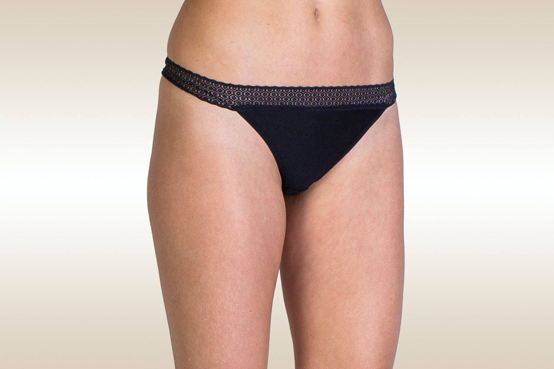 ExOfficio Women's Give-N-Go Lacy Underwear (2-Pack)