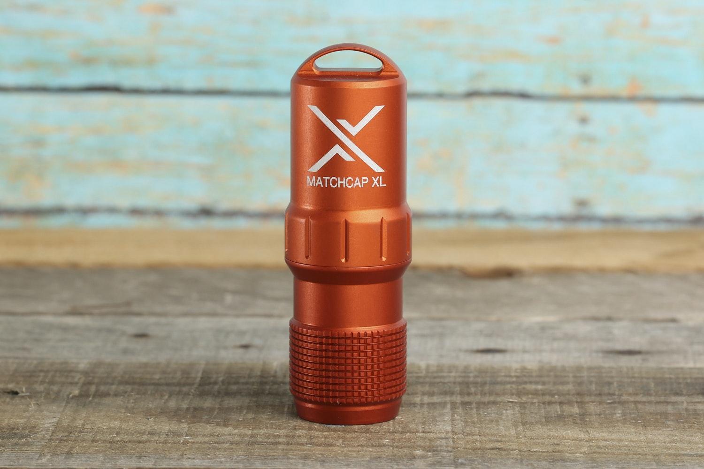 Exotac Matchcap XL | Orange (+ $2)