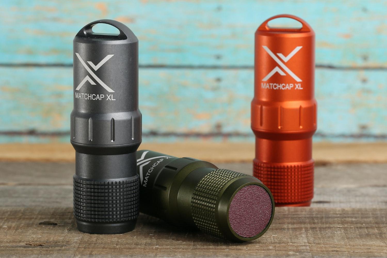 EXOTAC matchCAP & matchCAP XL