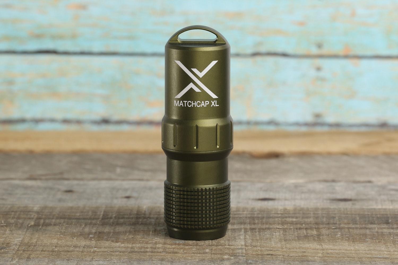 Exotac Matchcap XL | Green (+ $2)