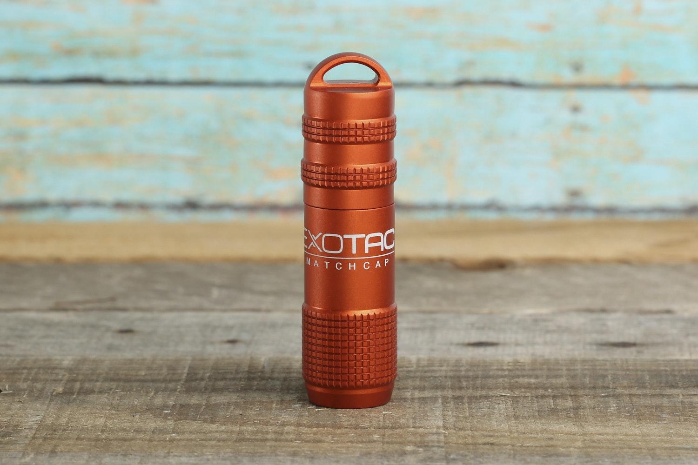 Exotac Matchcap | Orange
