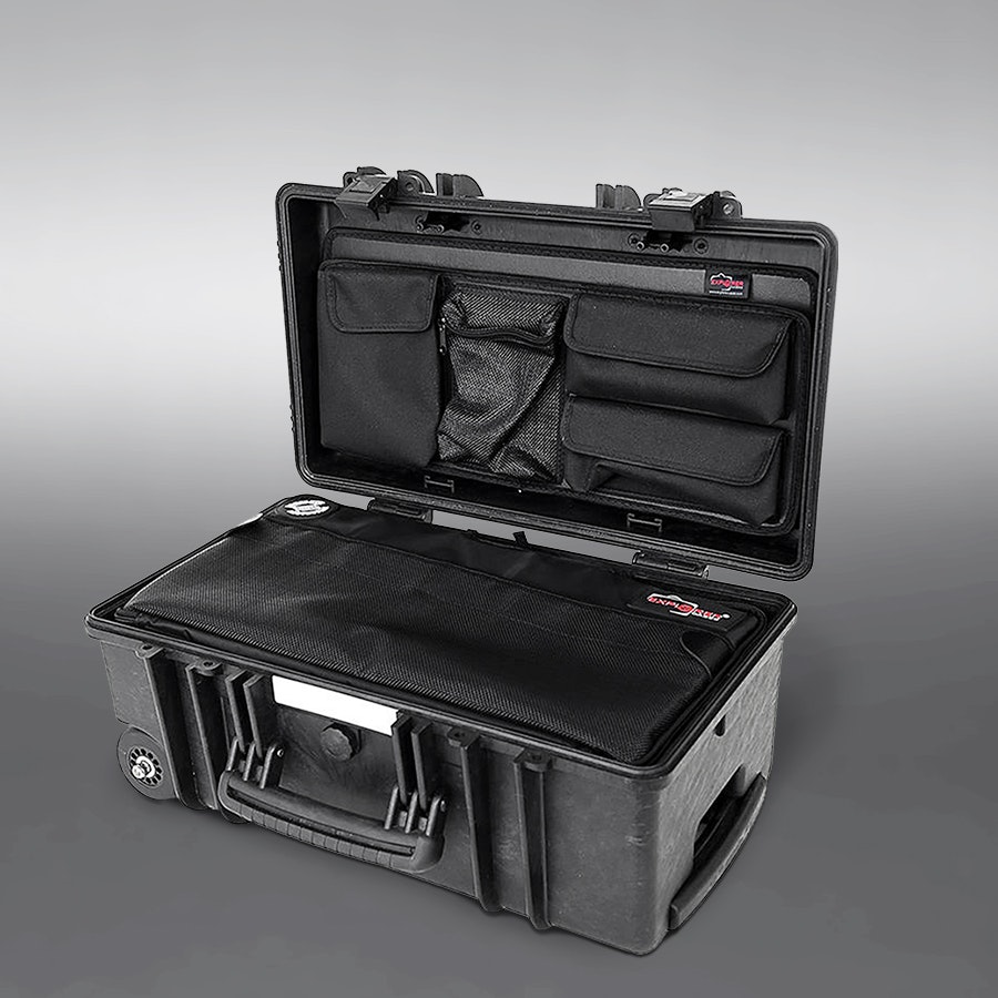 Explorer 5122 Case, Bag & Lid Bundle