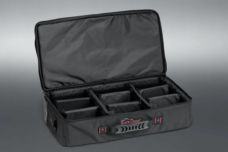 Explorer 5122 Case, Bag & Lid Bundle