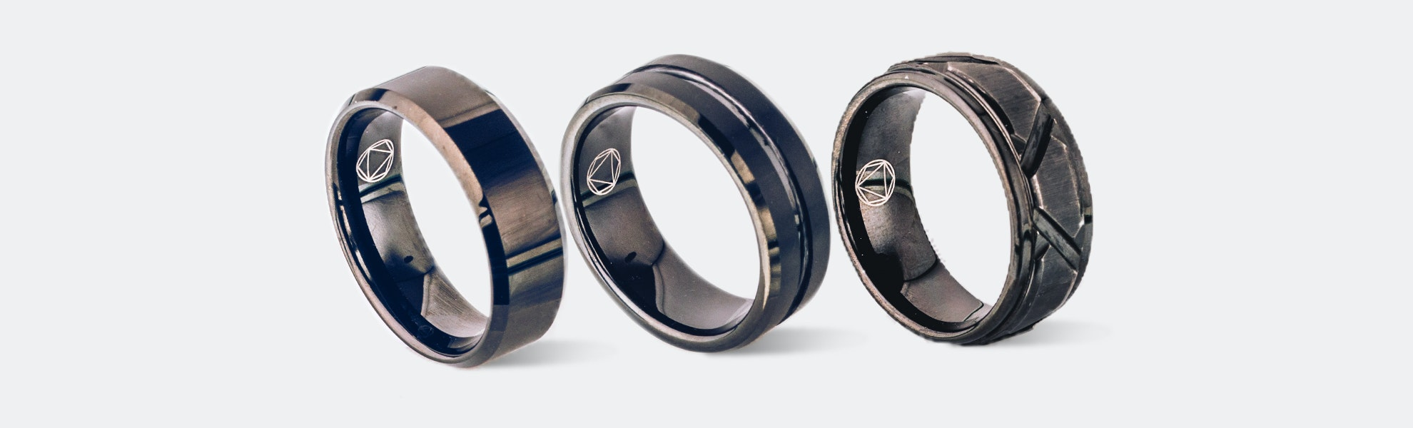 EXSO Rings & Necklaces – Massdrop Debut