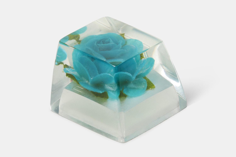 OEM Blue Rose - Crystals