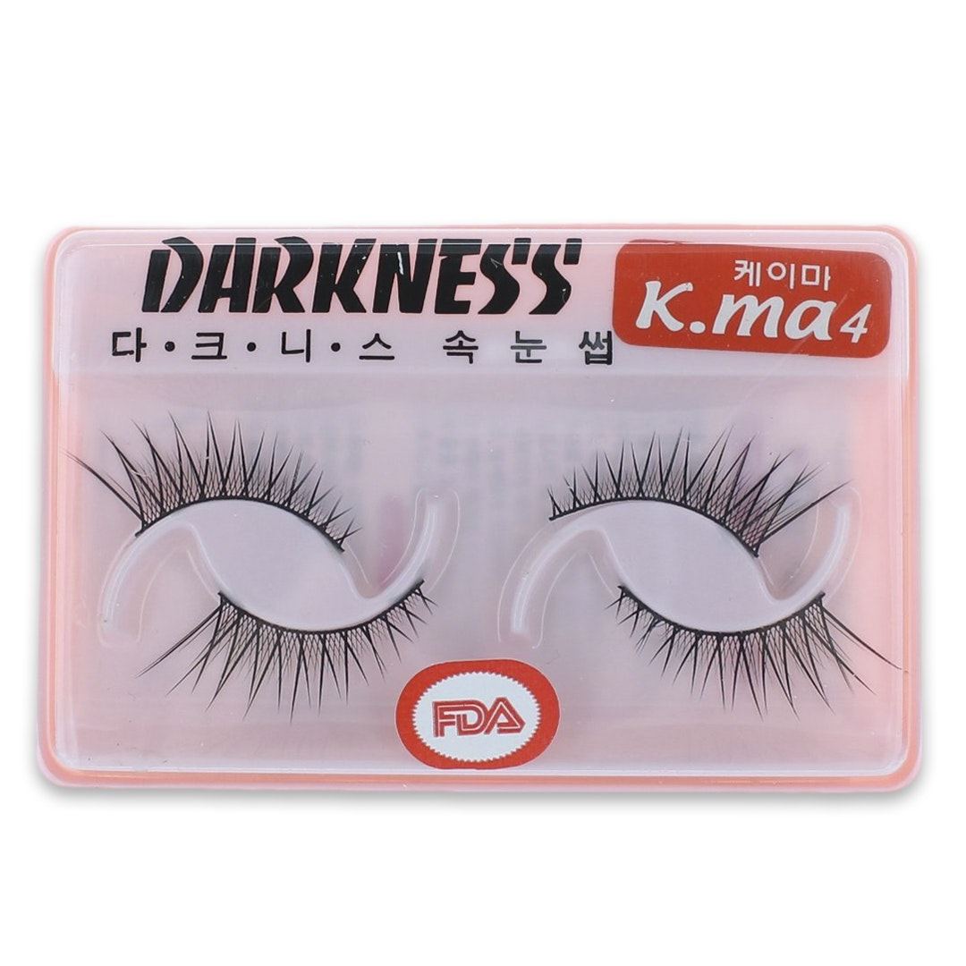 Eyeon Darkness False Eyelashes (2-Pack)