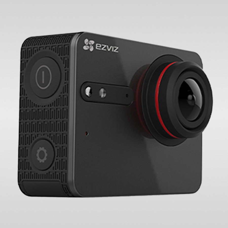 Ezviz FIVE PLUS 4K Action Camera w/ Touchscreen
