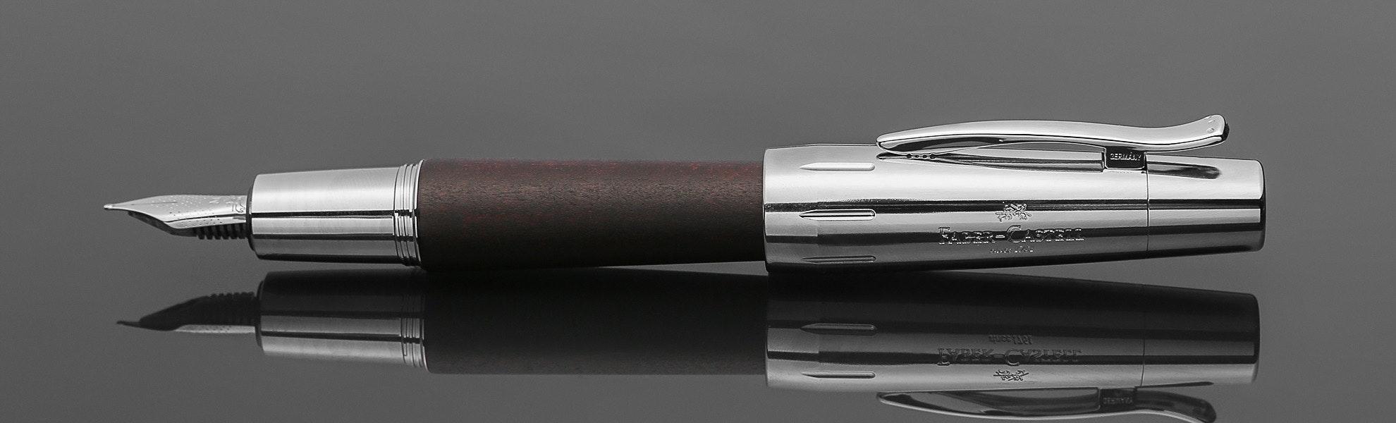 Faber-Castell E-Motion Fountain Pen