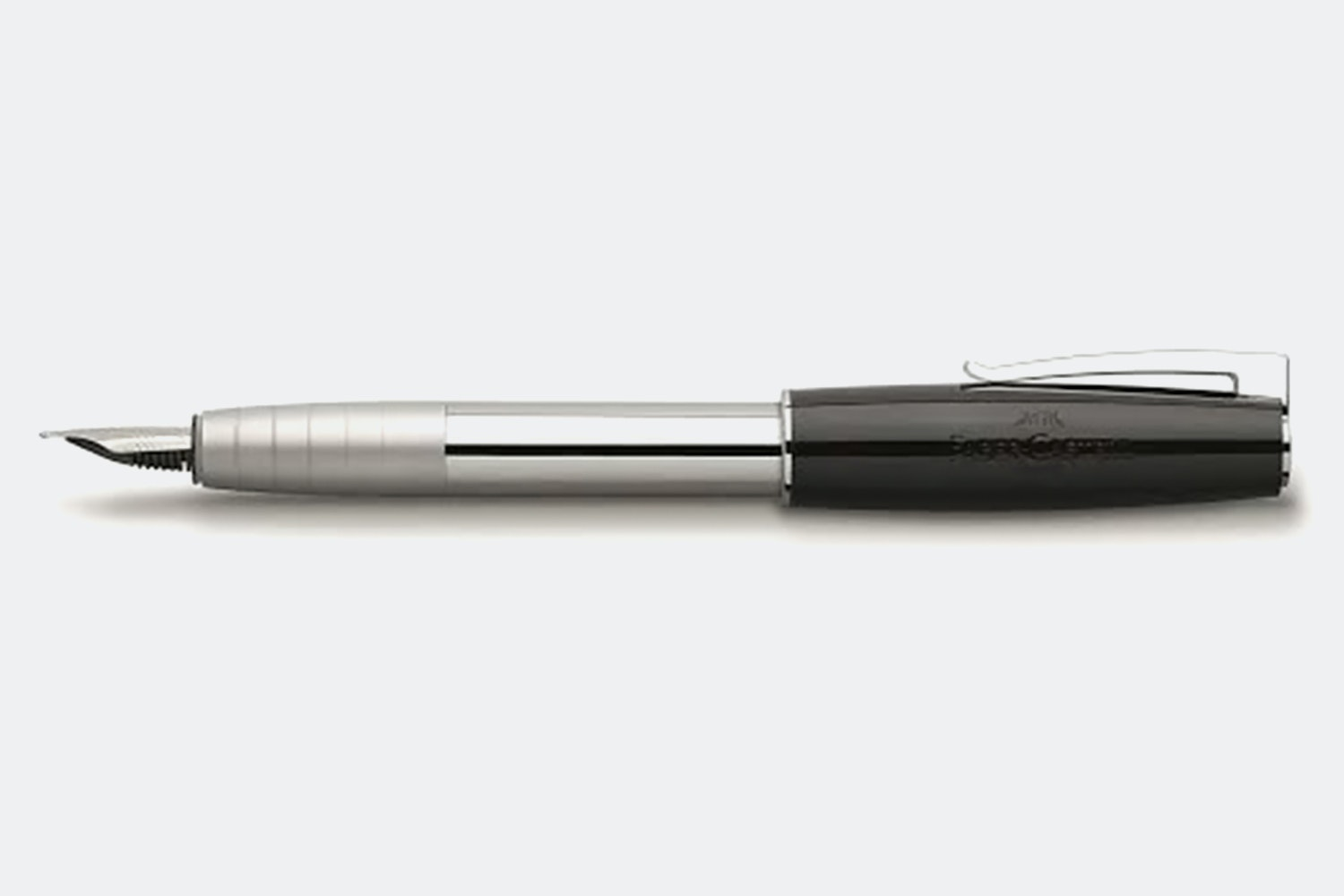 Piano Fountain Pen – Black