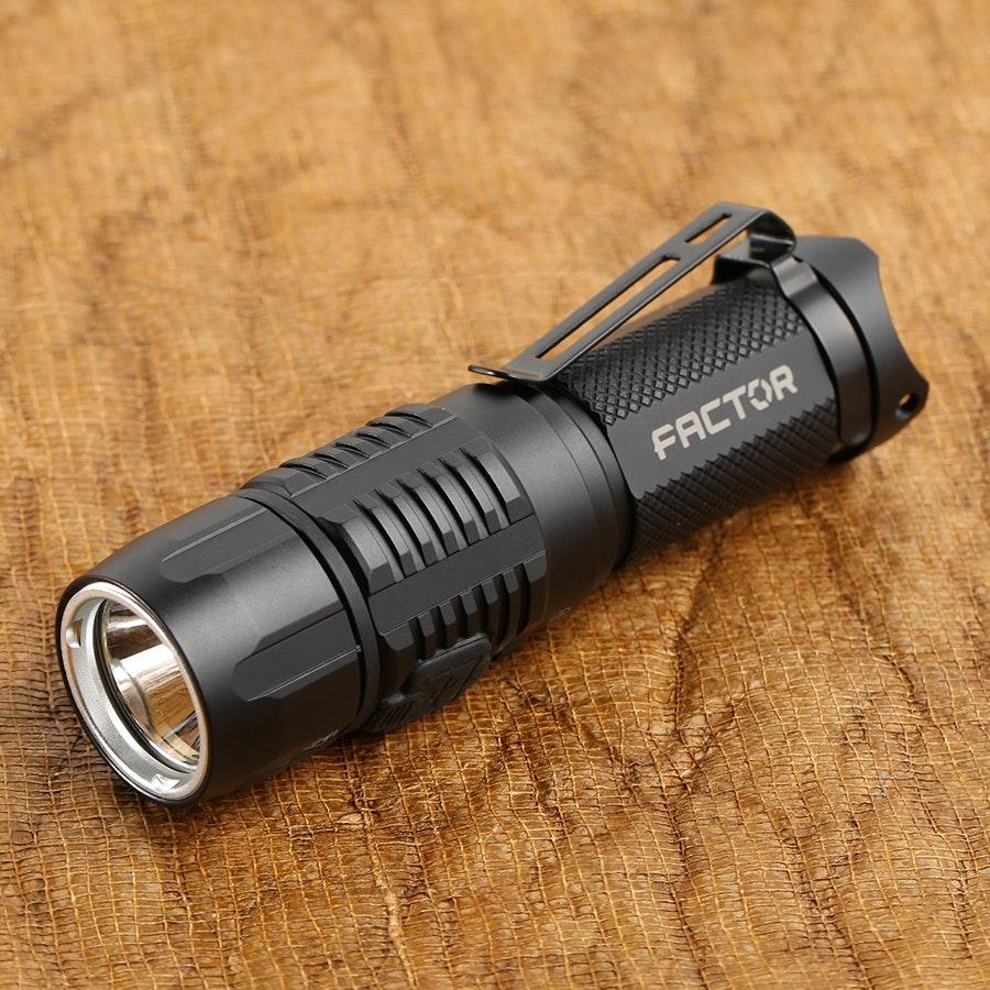 Factor Equipment Cossatot 600 LED Flashlight