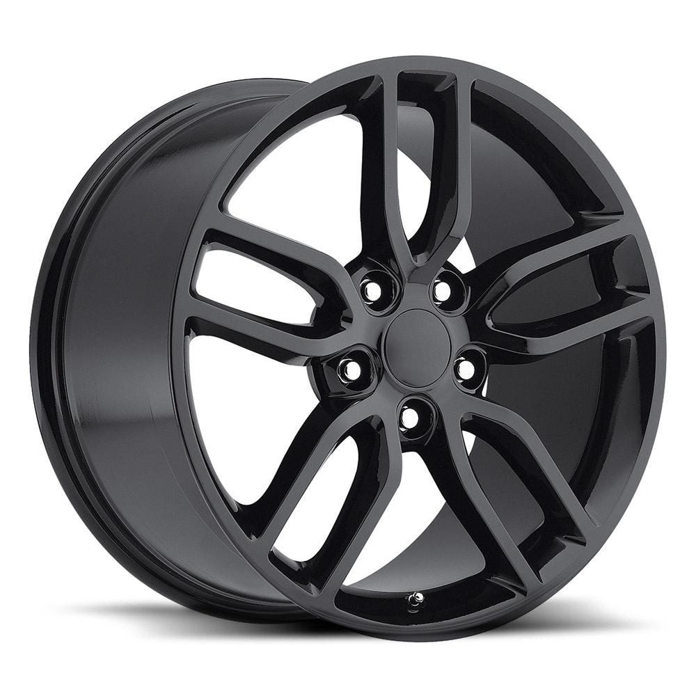 Z51 - Gloss Black