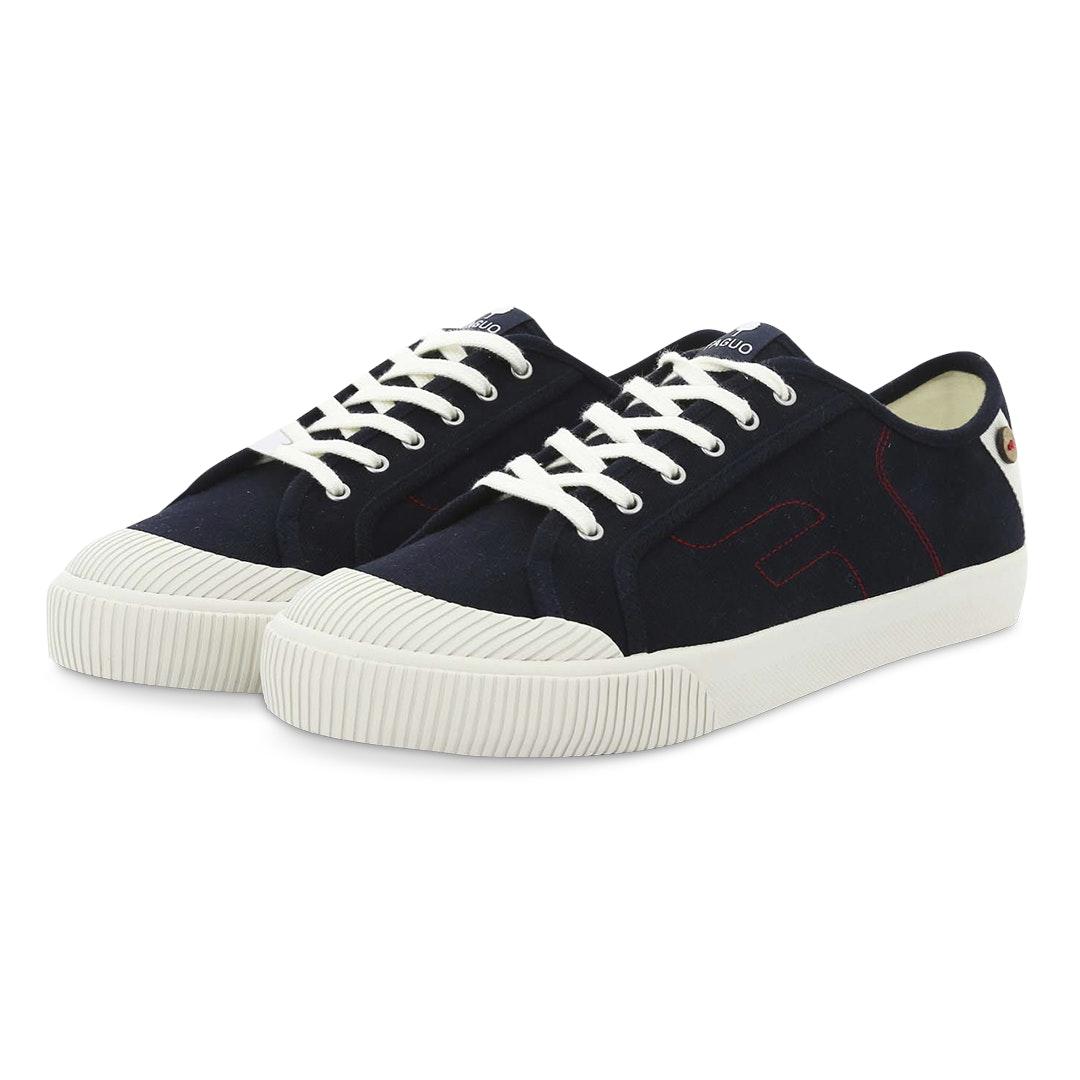 Faguo Avocado Cotton Sneakers