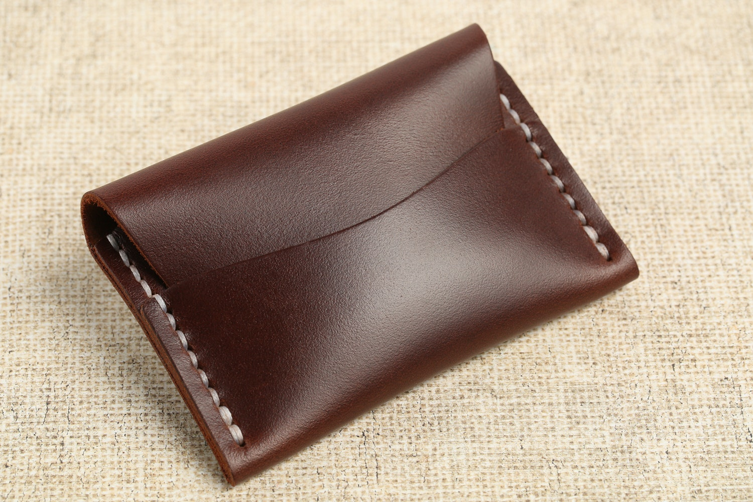 Dark Chestnut Horween Latigo