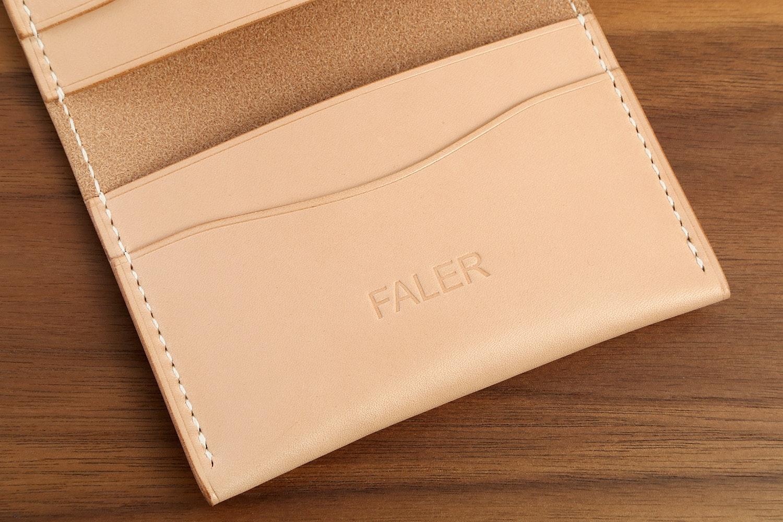 Faler Four-Pocket Wallet