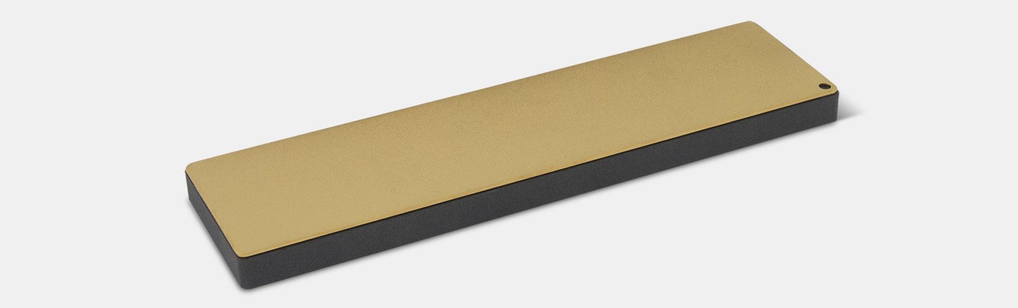 Fallkniven DC521 Diamond/Ceramic Dual Bench Stone