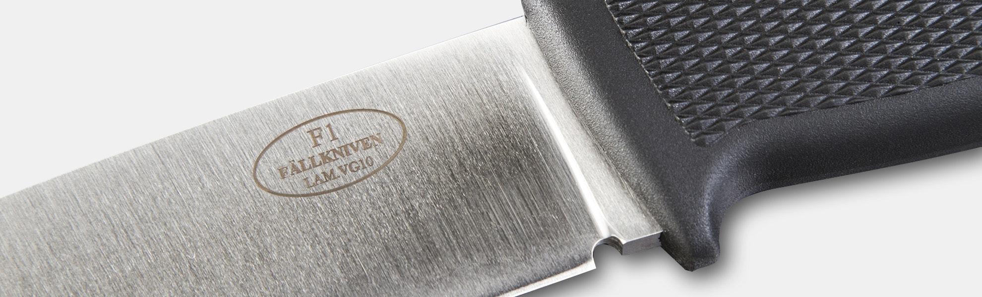 Fallkniven F1Z Survival Knife VG-10 w/ Zytel Sheath
