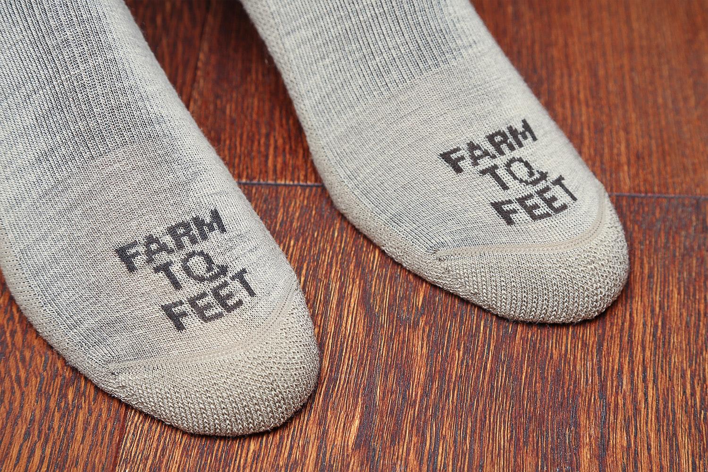 Farm to Feet Ballston Spa Crew (2-Pack)