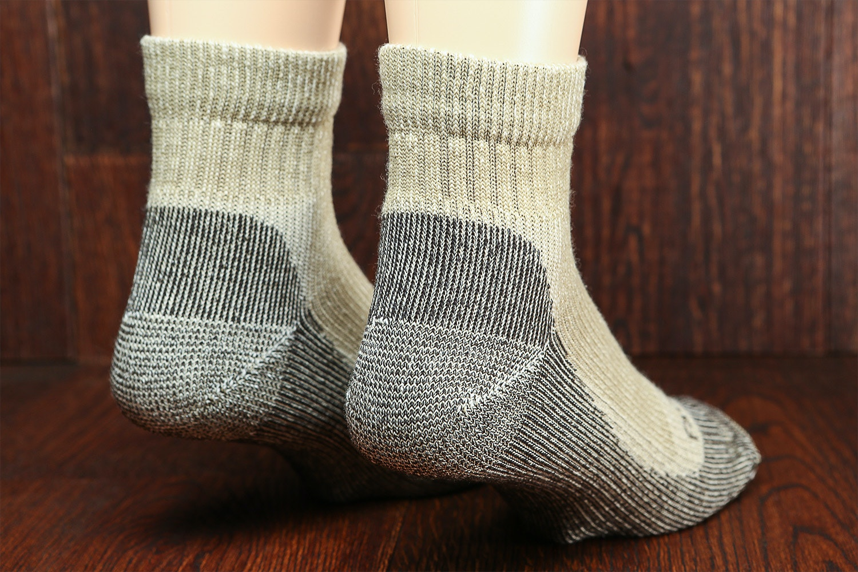 Farm to Feet Boulder 1/4 Crew Socks (3-Pack)