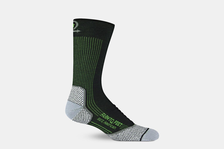 Farm to Feet Damascus Crew Light Socks (2-Pack)
