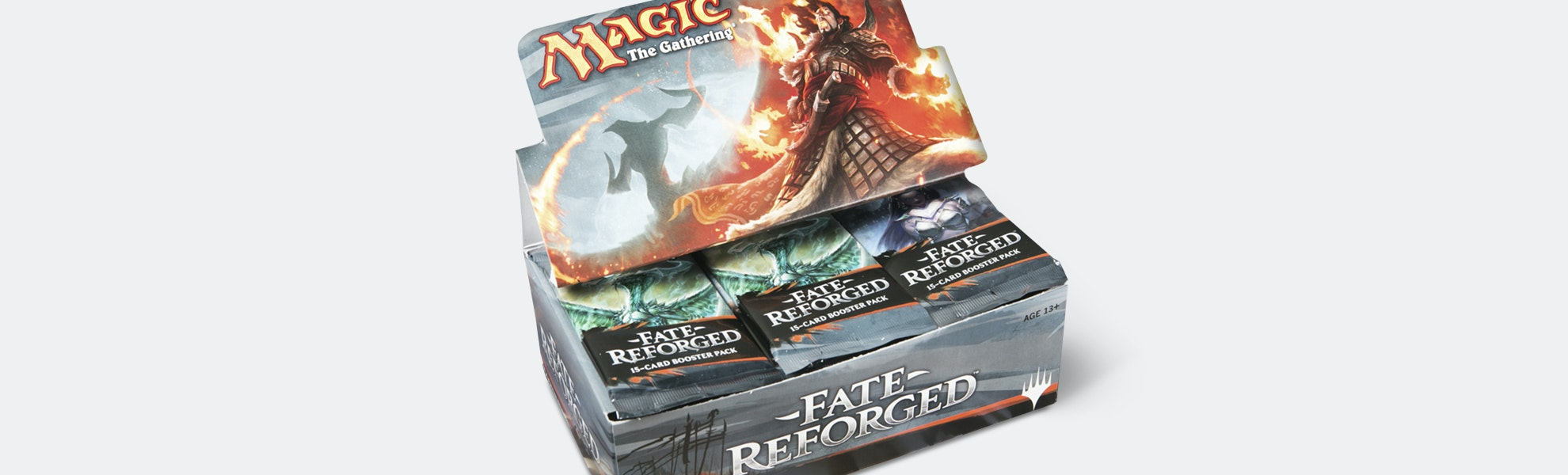 Fate Reforged Booster Box & Fat Pack