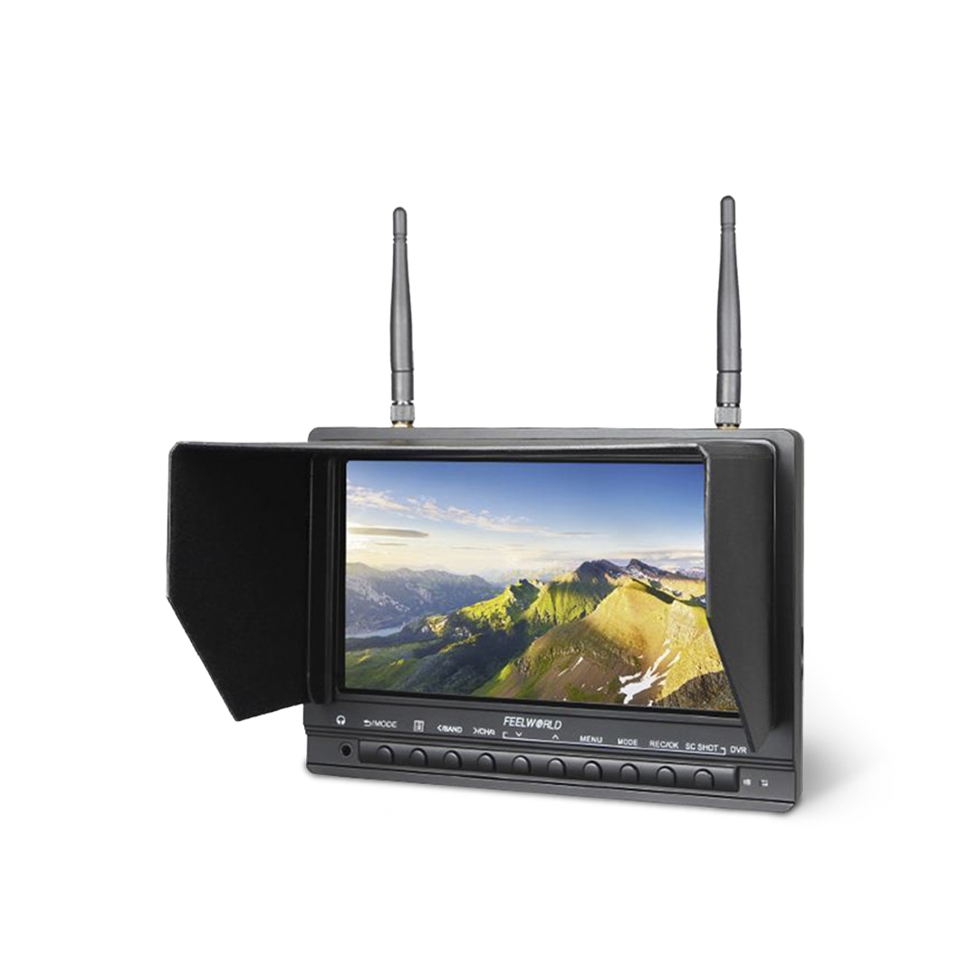 "FeelWorld  7"" 1,000cd/m² Sun-Readable FPV Monitor"