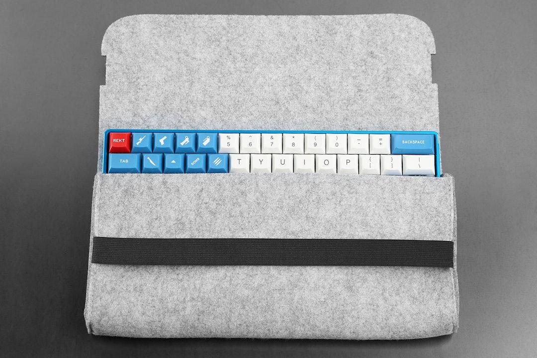 Soft Felt Keyboard Carrying Case