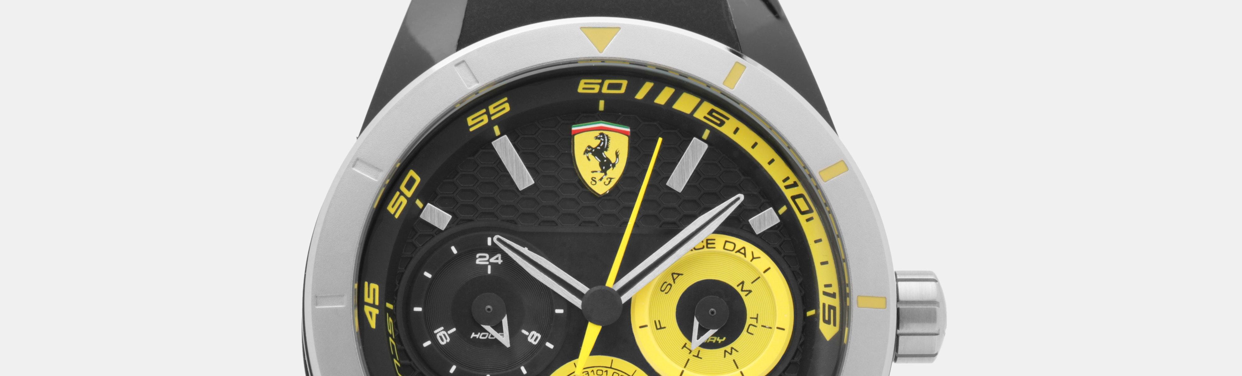 Ferrari Red Rev T Quartz Watch