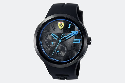 anniversary original celebrating hr techframe italian partner s and collection a pb years chronograph new watch marque hublot rx tourbillon presenting repair its b qu ferrari are the