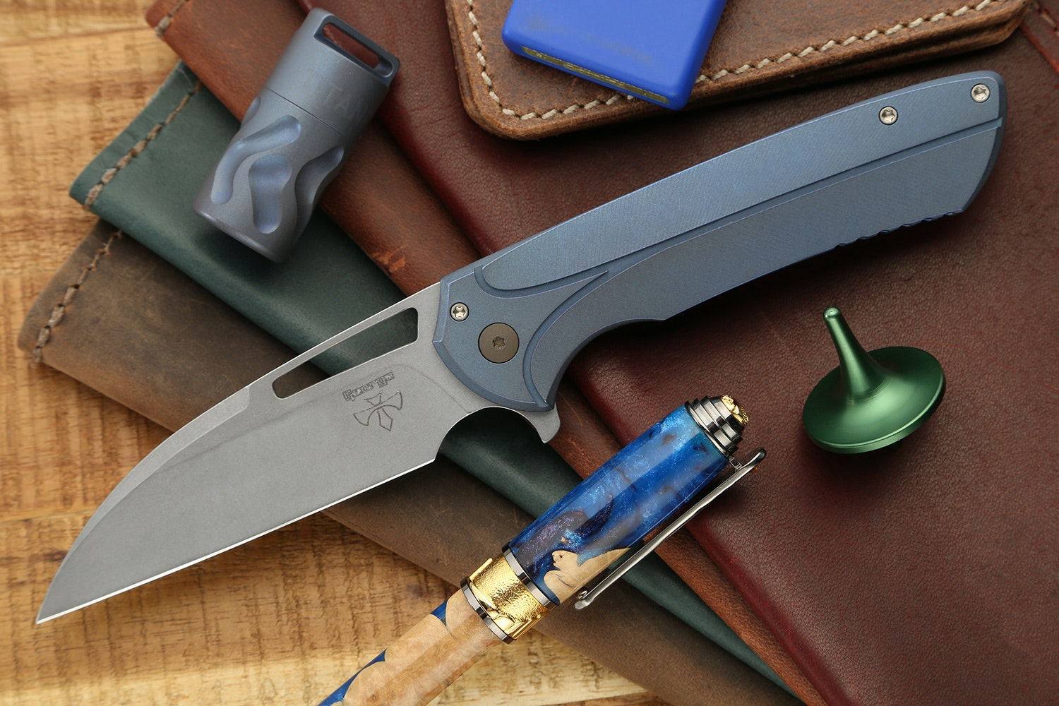 Ferrum Forge Knife Works Masterblaster