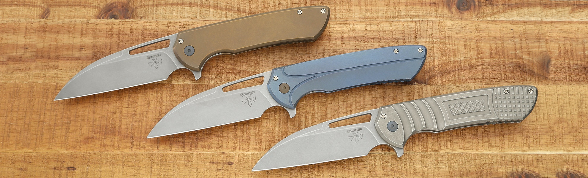 Ferrum Forge Knife Works Masterblaster