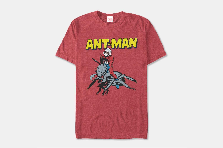 Riding Ants