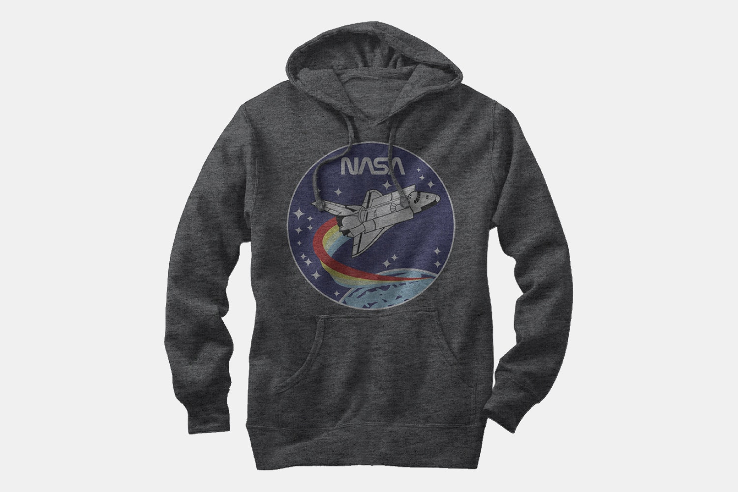 NASA Patch - Pullover Hoodie